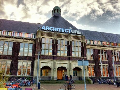 Bouwkunde Delft 3 Winter 2012
